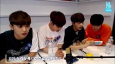 WM BOYS V LIVE 'THE FIRST BROADCAST'(첫 방송)