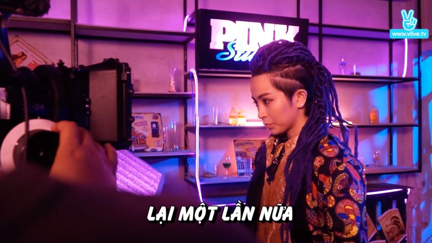Gil Lê - Hậu trường quay MV Shake it up