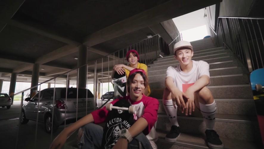 NCT 127 BOY VIDEO B - CUT #1