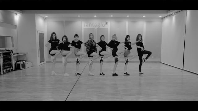 Weki Meki 위키미키 - 'WTF' DANCE PRACTICE(창작안무)