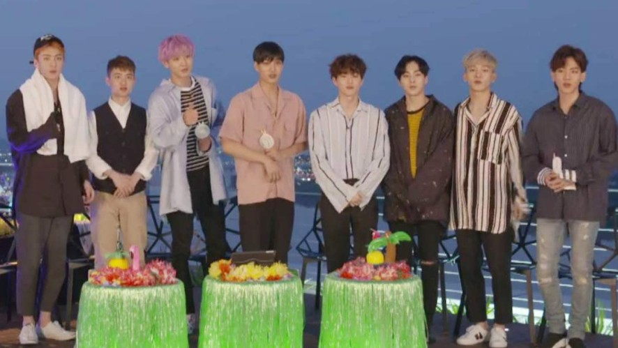 [Full] EXO 2017 한 여름밤의 코코밥 (Ko Ko Bop on One Summer Night)