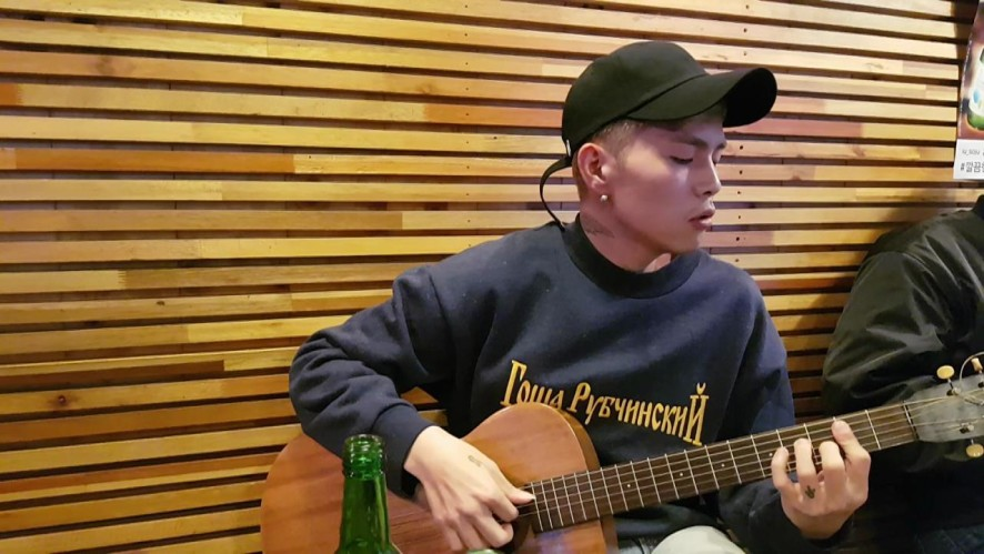 [LIVE] 박원 (Park Won) - 노력 (이슬라이브 그 후)
