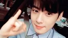[ASTRO] 겨우를 반복해 온 은우야 앞으로도 차이링링링💜(Eunwoo won the Male CF Star Award)