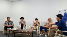 TBWA 박웅현 사단의 V BOOKS 채널 오픈 기념 인사