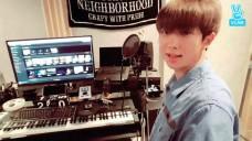 new Mon studio 🎵