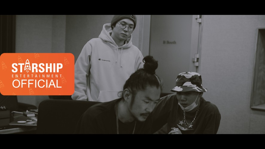 [Making Film] 매드클라운X저스디스 - 세탁중(PROD. starRo)(Wash! Wash!)
