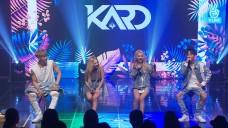 [KARD] 독보적 스웩 믿고 듣는 신용KARD 🌟정식데뷔🌟(KARD's debut showcase)