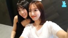[TWICE] 엄예엄귀 앞머리단과 따르뜨사나💕 (The bang hair girls of Twice)