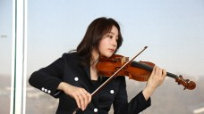 바이올리니스트 신지아 연습실 습격 인터뷰