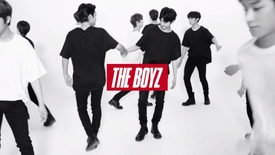 더보이즈(THE BOYZ) X DAZED PROFILE FILM