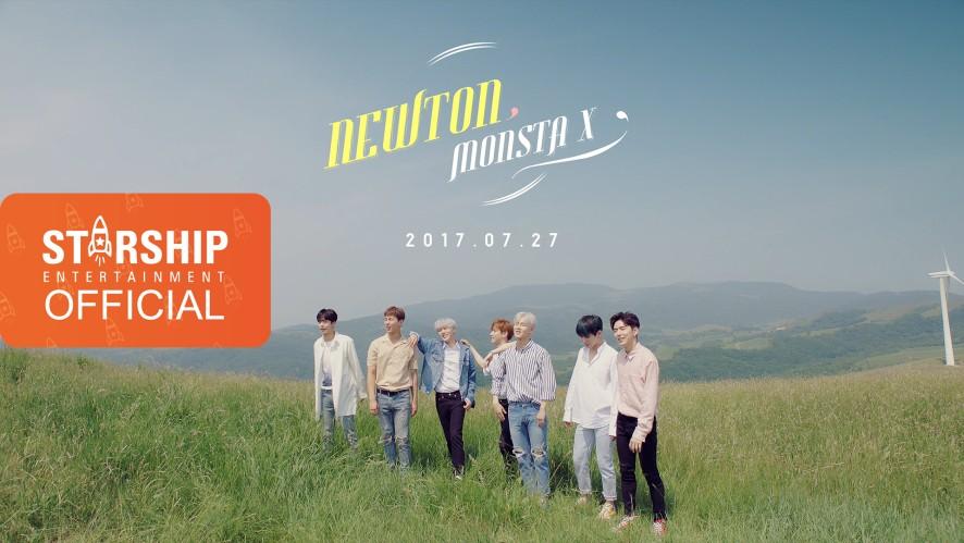 [Teaser] 몬스타엑스(MONSTA X) - NEWTON