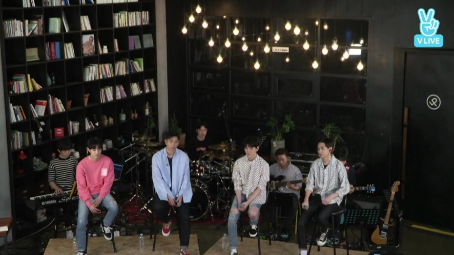"NU'EST W_있다면_Mini Concert ""L.O.Λ.E Night"""
