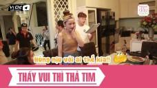 """Chi Pu """"diễn sâu"""", bày trò trêu ghẹo ekip tại phim trường (BST She Was Pretty - VN.Ver)"""
