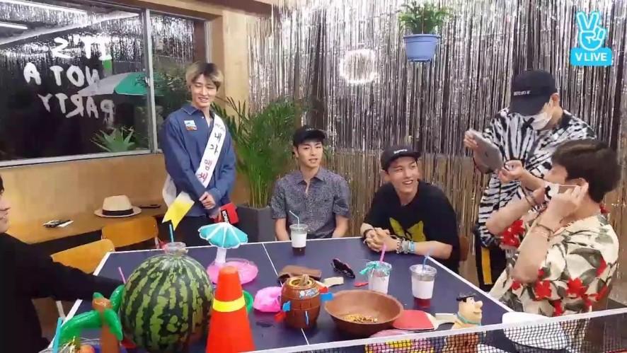 [iKON] 대유잼 코니들의 ~마~피~아~게~임~🕵️ (iKON's the mafia game)