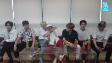 [MONSTA X] 킹갓스페셜썸머쏭 뉴튼 뮤비 촬영장에서 생긴 일🏄 (MONSTA X talking about their MV making episode)