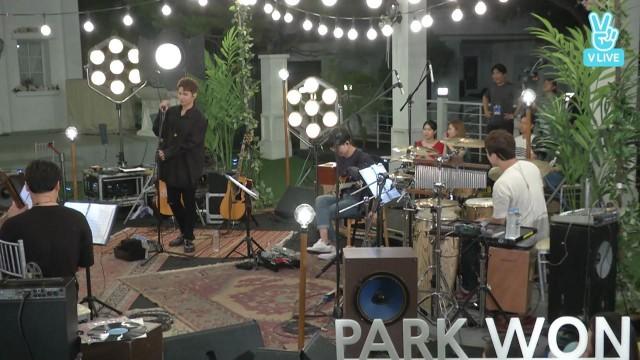 박원 (PARK WON) SHOWCASE [0M] - all of my life