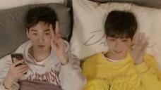 [Full]NU'EST W JR & ARON X LieV - 뉴이스트W JR & 아론의 눕방라이브!