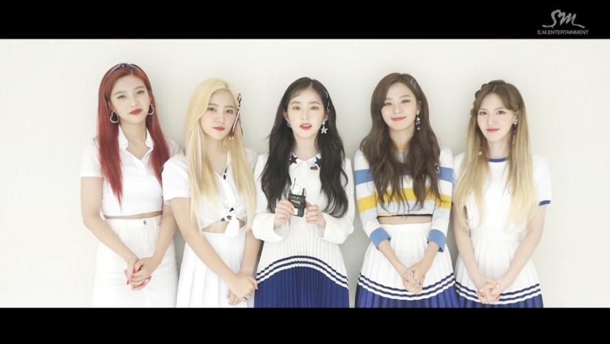 Red Velvet Debut 3rd Anniversary Message