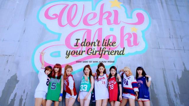 Weki Meki 위키미키 - I don't like your Girlfriend M/V TEASER 1