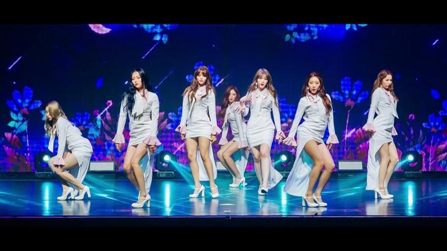 CLC - '어디야?' @6th Mini Album <FREE'SM> Showcase