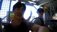 Ep. 18 SUHO & SEHUN Tour: Las Vegas activities