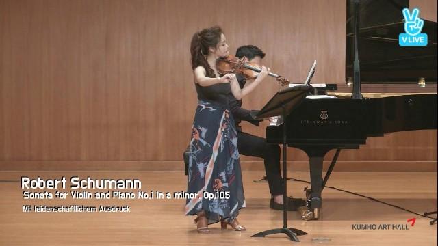 Kumho Art Hall's Broadcast