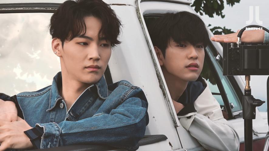 """[스타캐스트] JJ Project """"내일, 오늘"""" M/V 촬영 비하인드"""
