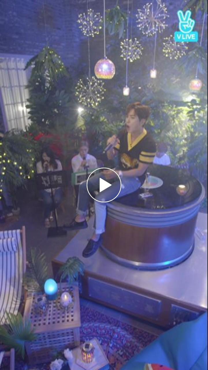 [V LIVE] 정용화 - 여자여자해 by 오르골라이브