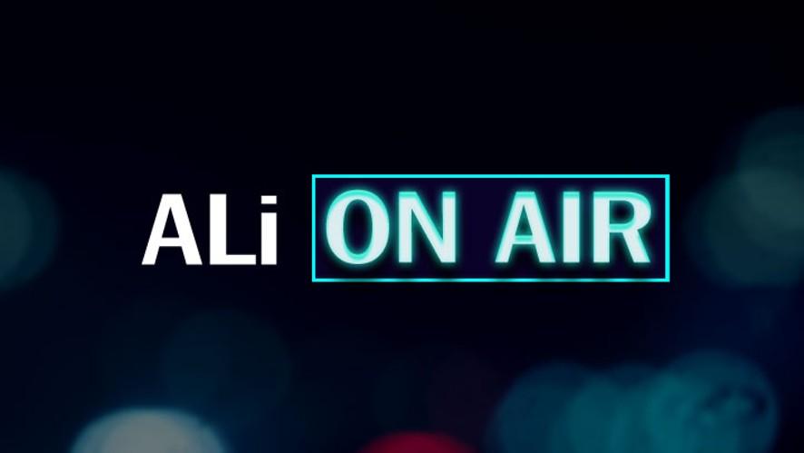 [ALi] ON AIR