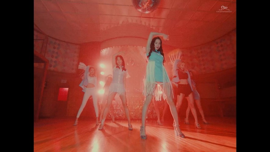 Girls' Generation 소녀시대_All Night_Music Video