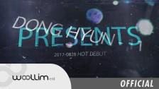 골든차일드(Golden Child) Concept Video DONGHYUN