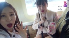 Lovelyz in CANADA EP.9_ special gift 지금, 우리 one take mv