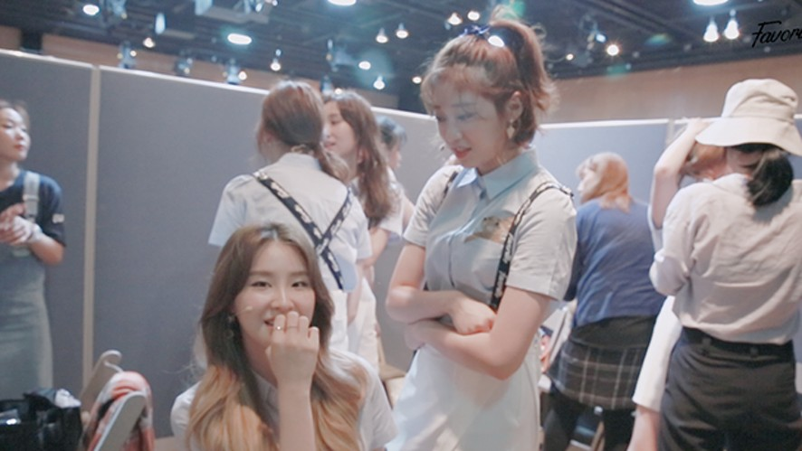 [Favorite] Favority #11 꽁냥꽁냥 수정자매(Love bird Sukyung & Junghee Sisters)