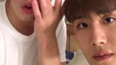 [방주호&신재혁] 눕방 라이브 with 닥터패커 2
