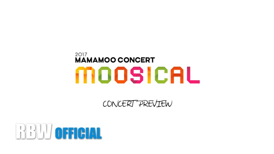 "[Preview] 2017 MAMAMOO CONCERT ""Curtain Call"" IN BUSAN"