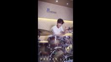 "[POCKET LIVE] DAY6(데이식스) Dowoon(도운) ""Drum Solo"""