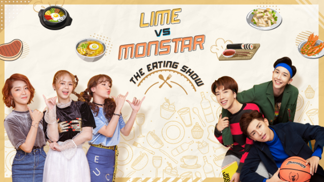 MONSTAR VS LIME - EATING SHOW