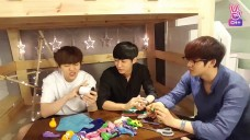 [CH+ mini replay] 공찬 생일파티 준비(A3) Preparing for Gongchan's B-Day Party