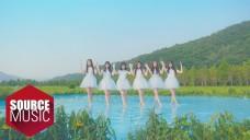 여자친구 GFRIEND - 귀를 기울이면 (LOVE WHISPER) M/V (Choreography ver.)