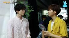 [단독][배우 이동욱] 한 여름 밤의 <On the air> 공개방송_백스테이지