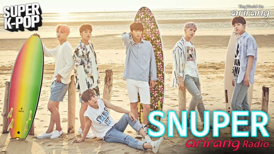 Arirang Radio (Super K-Pop/SNUPER)
