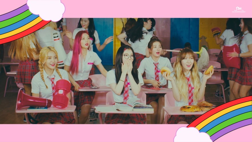 [STATION] Red Velvet 레드벨벳_환생 (Rebirth)_Music Video