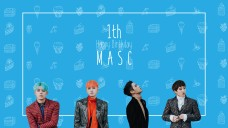 [MASC] HAPPY MASC DAY 🎂