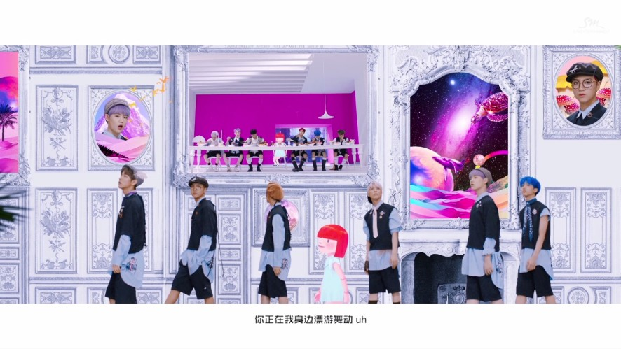 NCT DREAM_We Young (青春漾) (Chinese Ver.)_Music Video