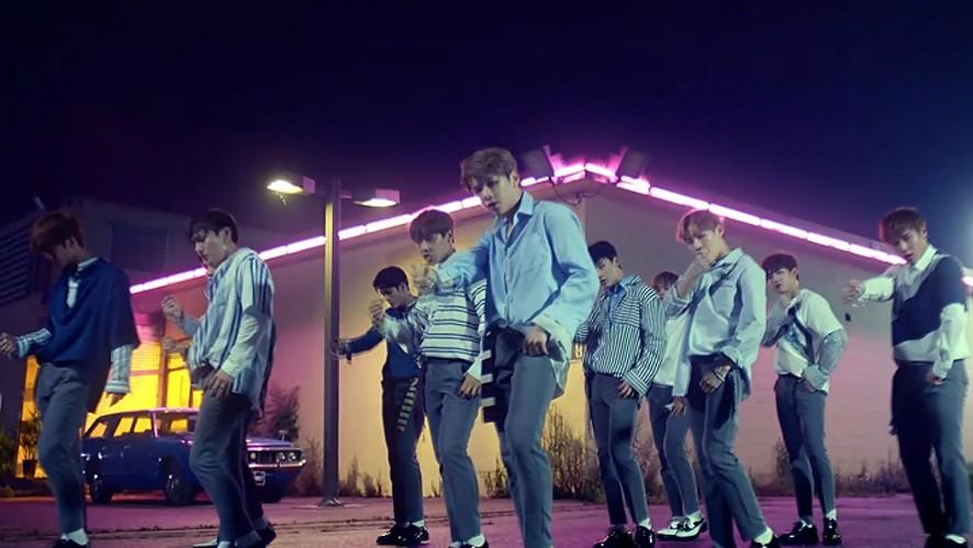 Wanna One - 에너제틱(Energetic) MV (Performance Ver.)