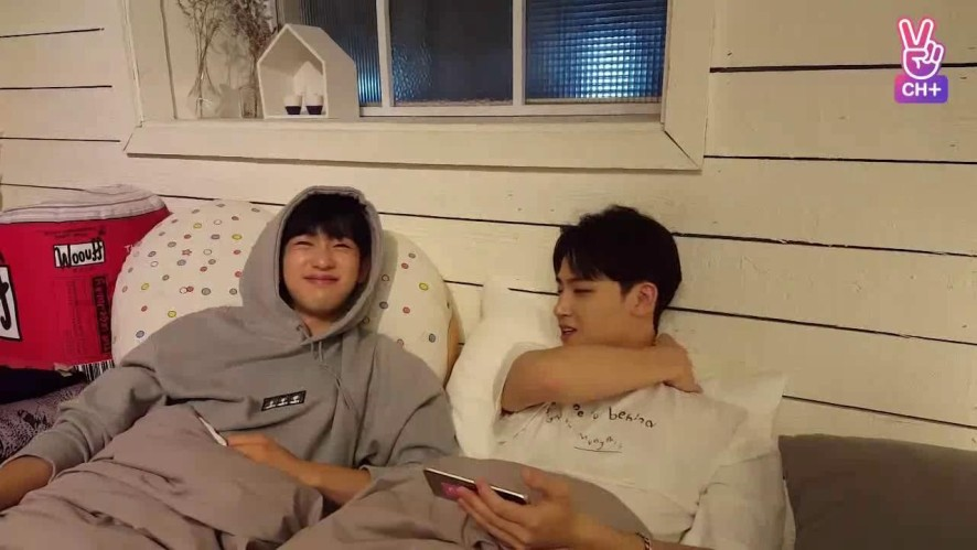 [CH+ mini replay] JB, 진영의 뽐녕나잇🌴🍑 JB,Jinyoung's  Bbomnyoung Night 🌴🍑