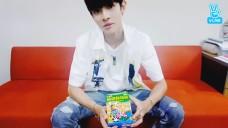[Samuel] 무엘오빠의 홍콩 간식 대탐방😋 (Samuel trying snack from Hong Kong)