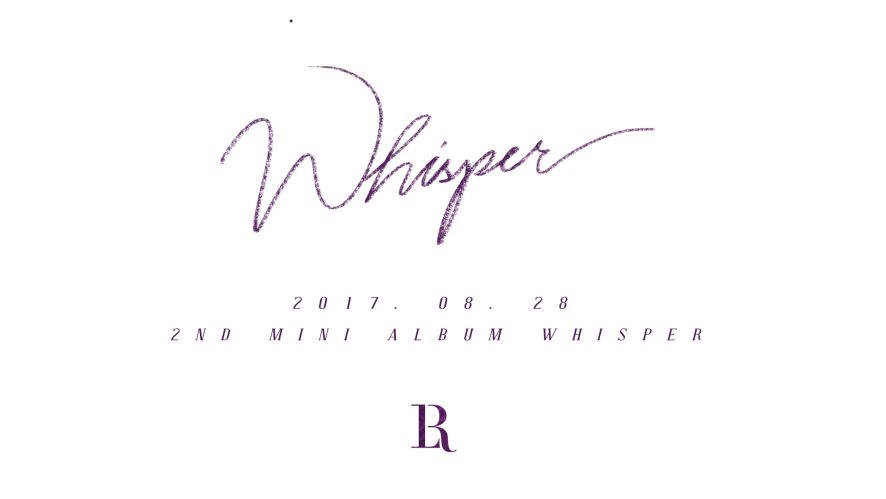 빅스LR(VIXX LR) 2nd Mini Album 'Whisper' Highlight Medley