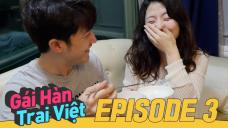 Gái Hàn Trai Việt Tập 3