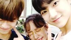 [악동탐정스] 남쥬형섭이 삐진서노를 달래는 법.vlive (Namjoo&Hyungseob soothing Sunho)
